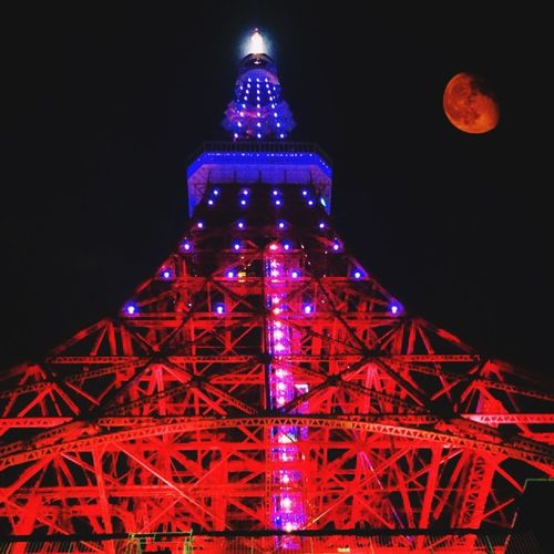 Cityscapes Tokyo Tokyo,Japan Tokyo Tower STLSQA Midnight In Tokyo