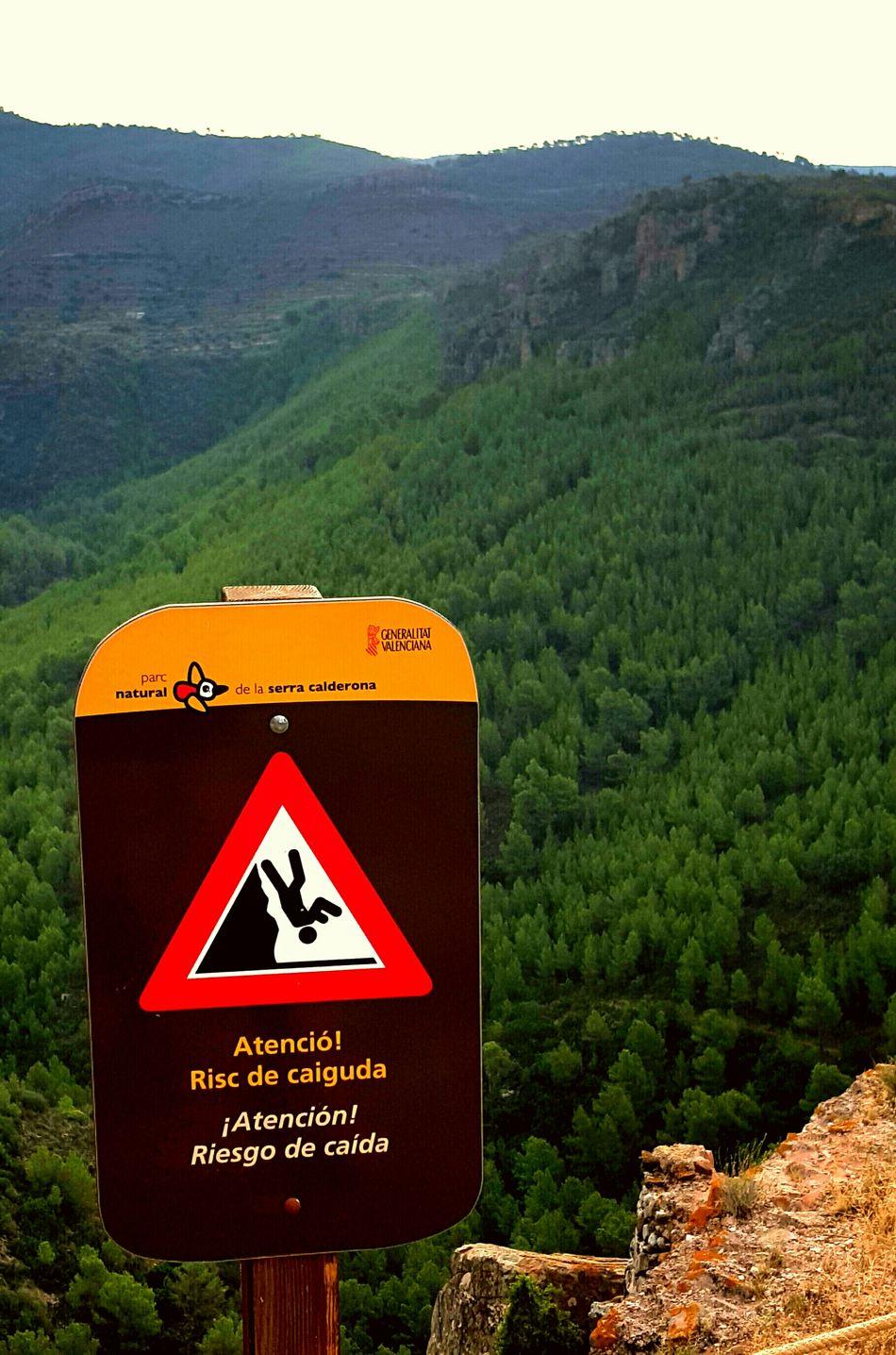Montain  Montana Trail Running Trailrunning Peligro Danger Sierra Calderona