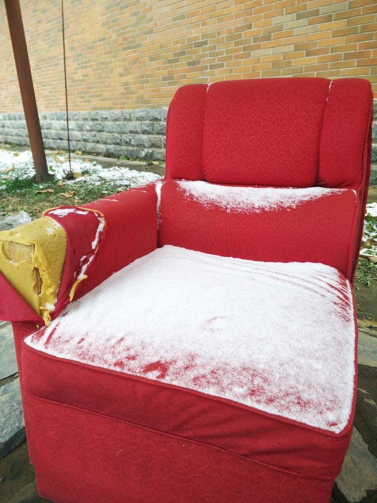 Chairs椅子 Snow ❄
