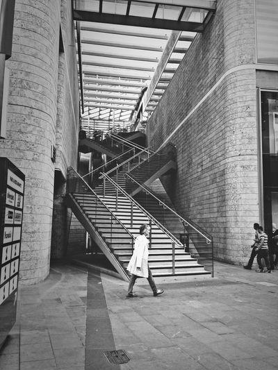 Urban Geometry Urban People Liverpool