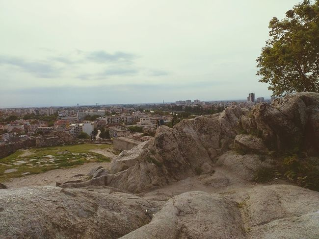 Plovdiv Old Town Cityscapes Enjoying Life Fresh On Eyeem  Outdoors City View  High Angle View Hanging Out My Favorite Photo Springtime