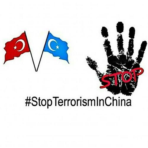 StopTerorisminChina DoğuTürkistan Katliamvarvicdanyok Katliamadurde 😚