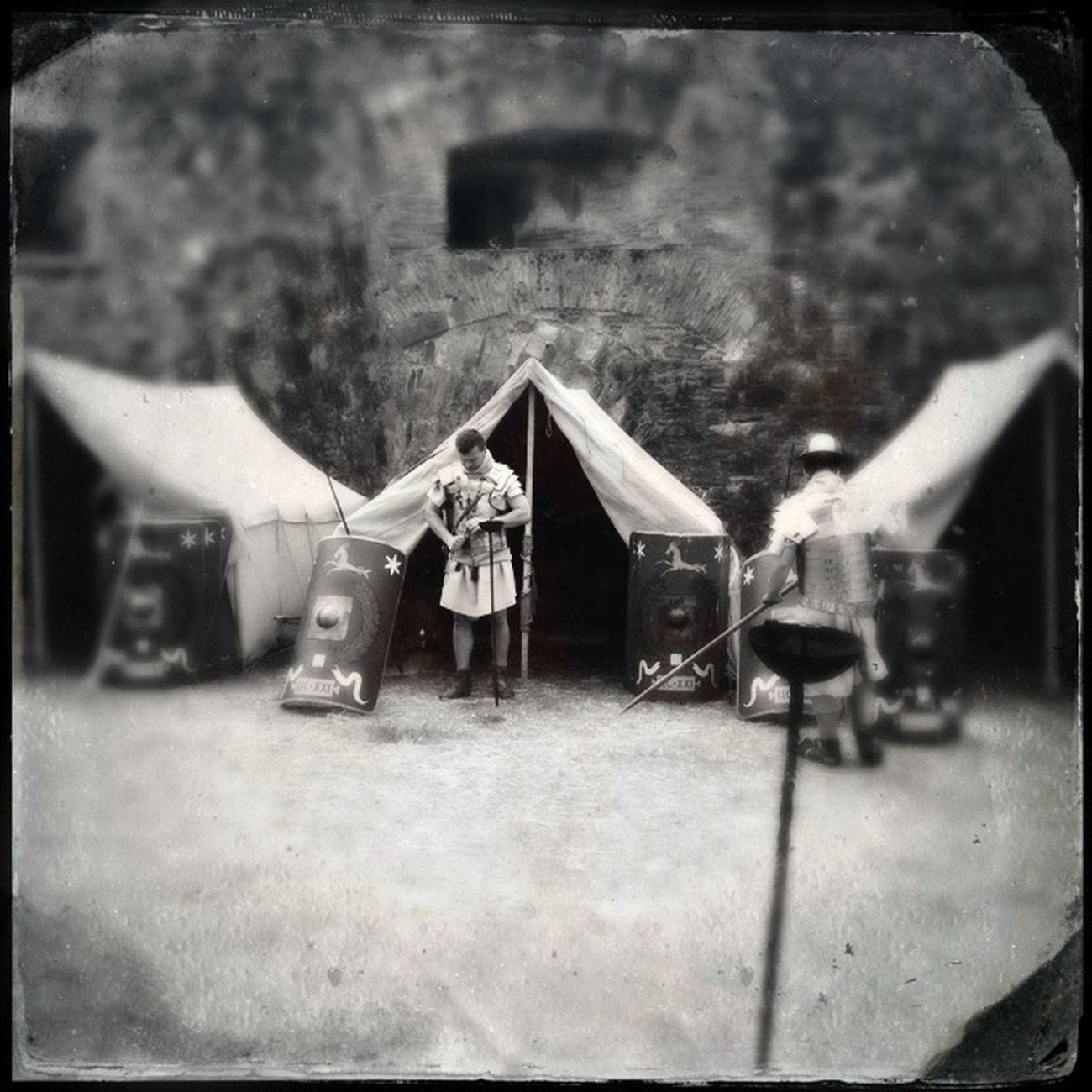 Camping Romans Medival