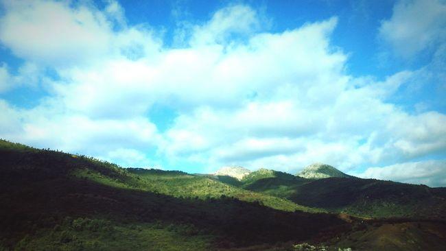 @algria Camping Enjoying The Sun Bestpic Algeria Bouira