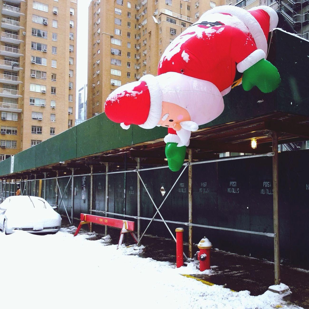 Man Down Santa Juxt WPPhoto WeAreJuxt