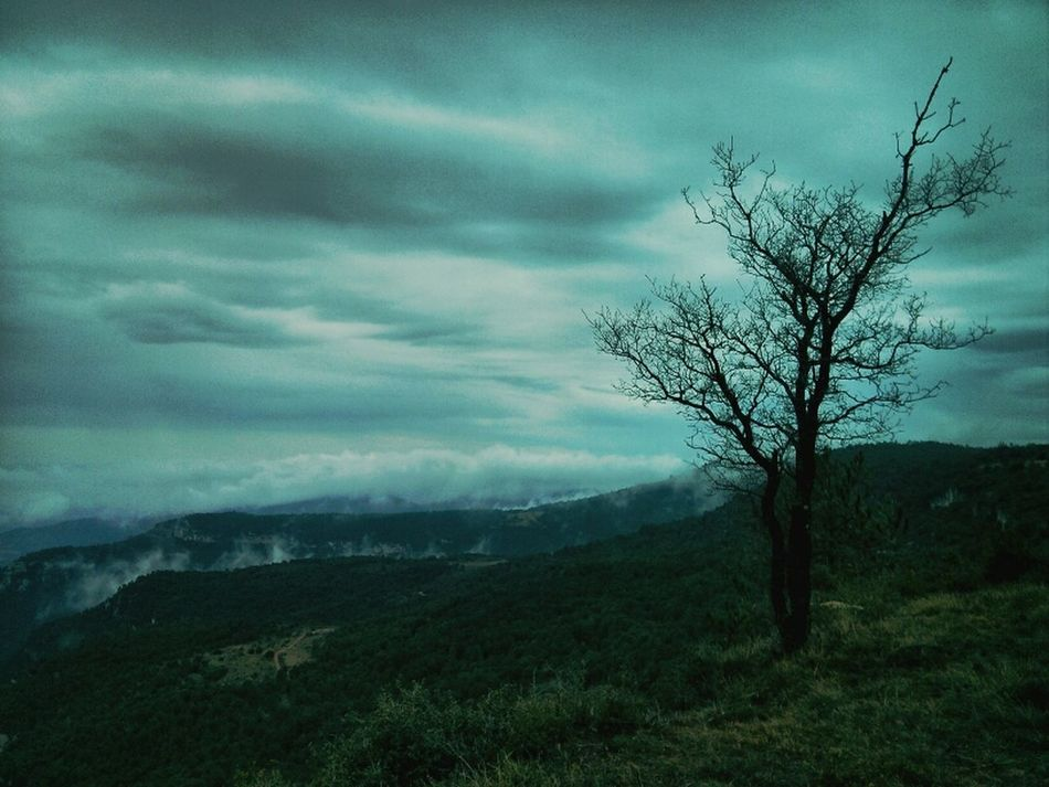 Landscape On A Hike Get Lost
