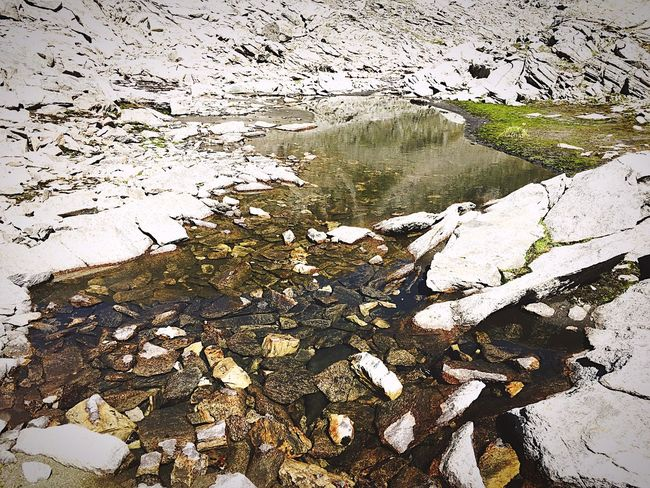 Hello World Check This Out Wanderlust Trekking Wasser Water Osttirol Nationalpark Austria Österreich Alpine Tirol  Sommer Gebirge Stein Stone Berge Alpenpanorama Alpen Alps Nature Beauty In Nature Bergsee Nature Photography Mirroring In Water