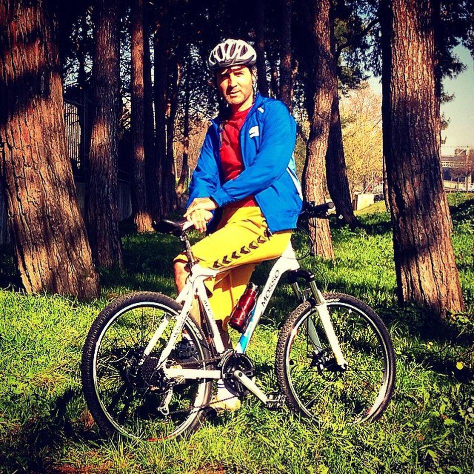 Bisiklet Bicycle Doğa Bisikletimvben @vestel