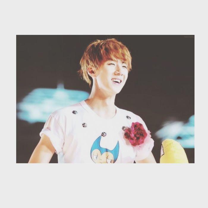 when you smile... sunshine EXO Exo K Sehun Sunshine