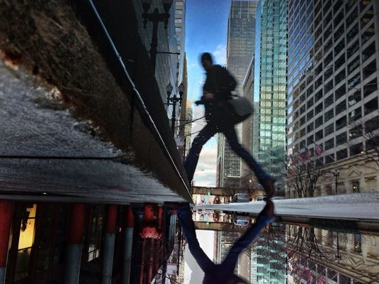 streetphotography in Chicago by Jon Yager