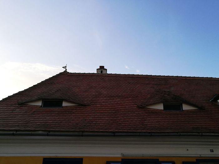 Sibiu, Rooftop Roof Window Eyelike Windows Sky Your Ticket To Europe