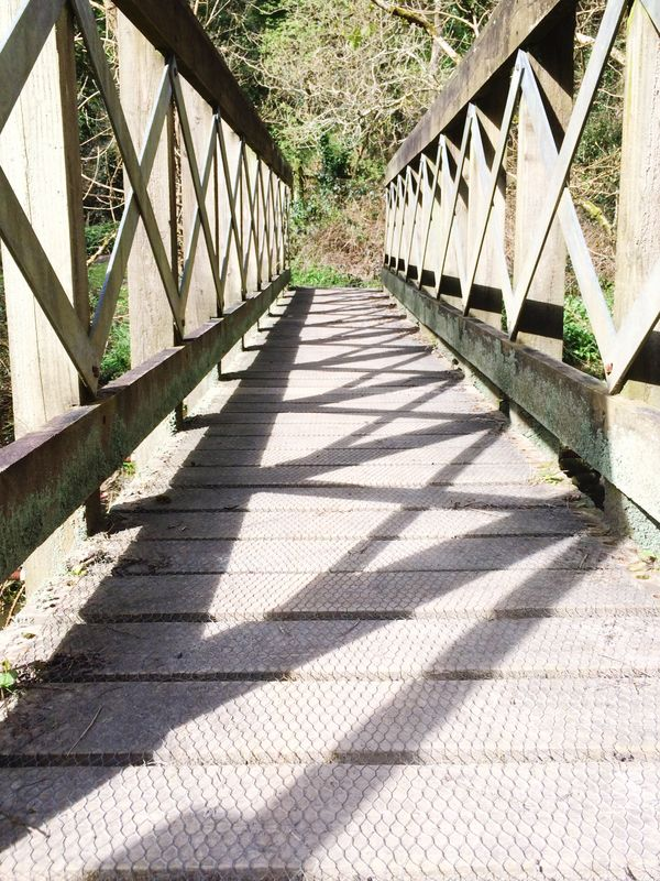 Bridge Shapes Architecture Shadows & Lights Shadows Countryside Country Life Water Riverside