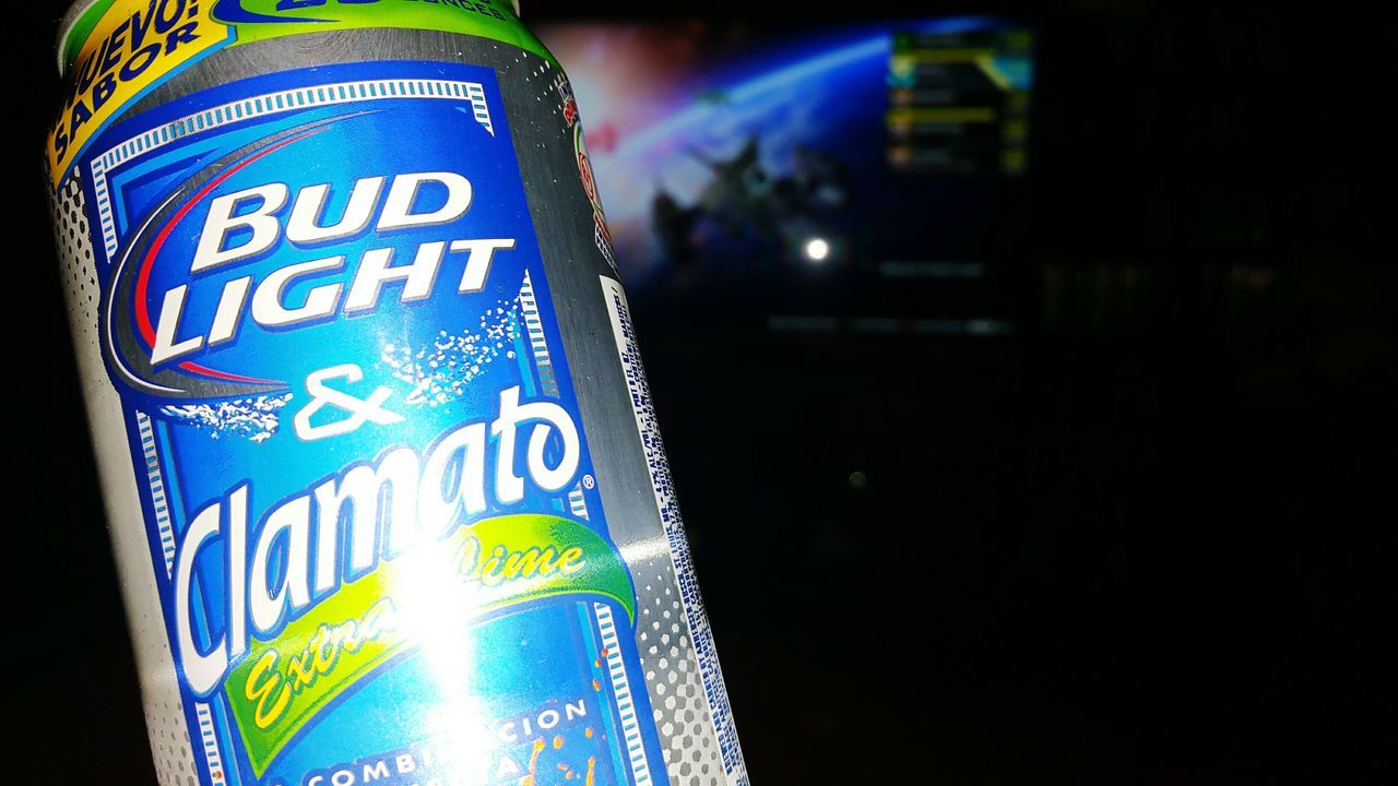 Destiny Clamato Beer Happy Night PS4 Bungie