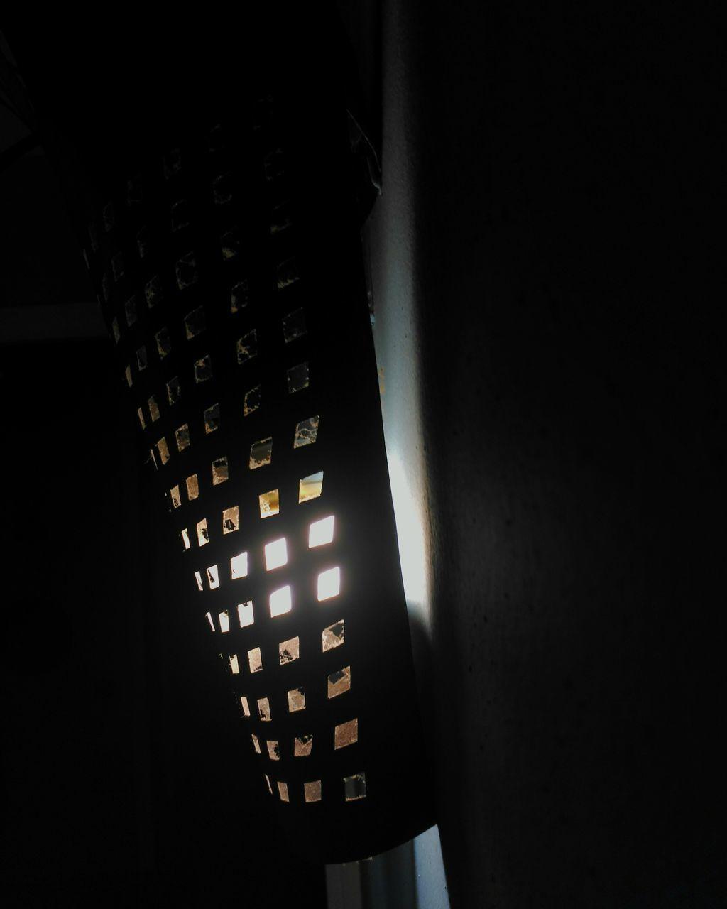 indoors, no people, illuminated, electricity, technology, close-up, night