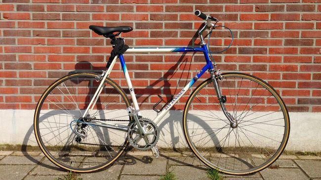Bike Vintage Vintage Bike Jan Janssen