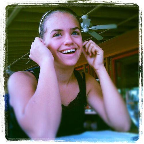 un sourire qui illumine ma journée