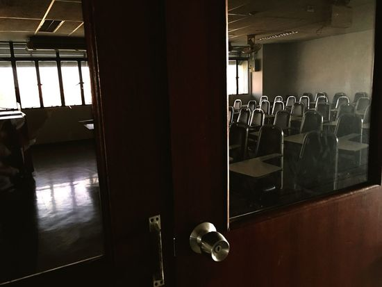 Memories Memory Class Room Lecture Room Indoors  Window No People Day Missyou Old Buildings