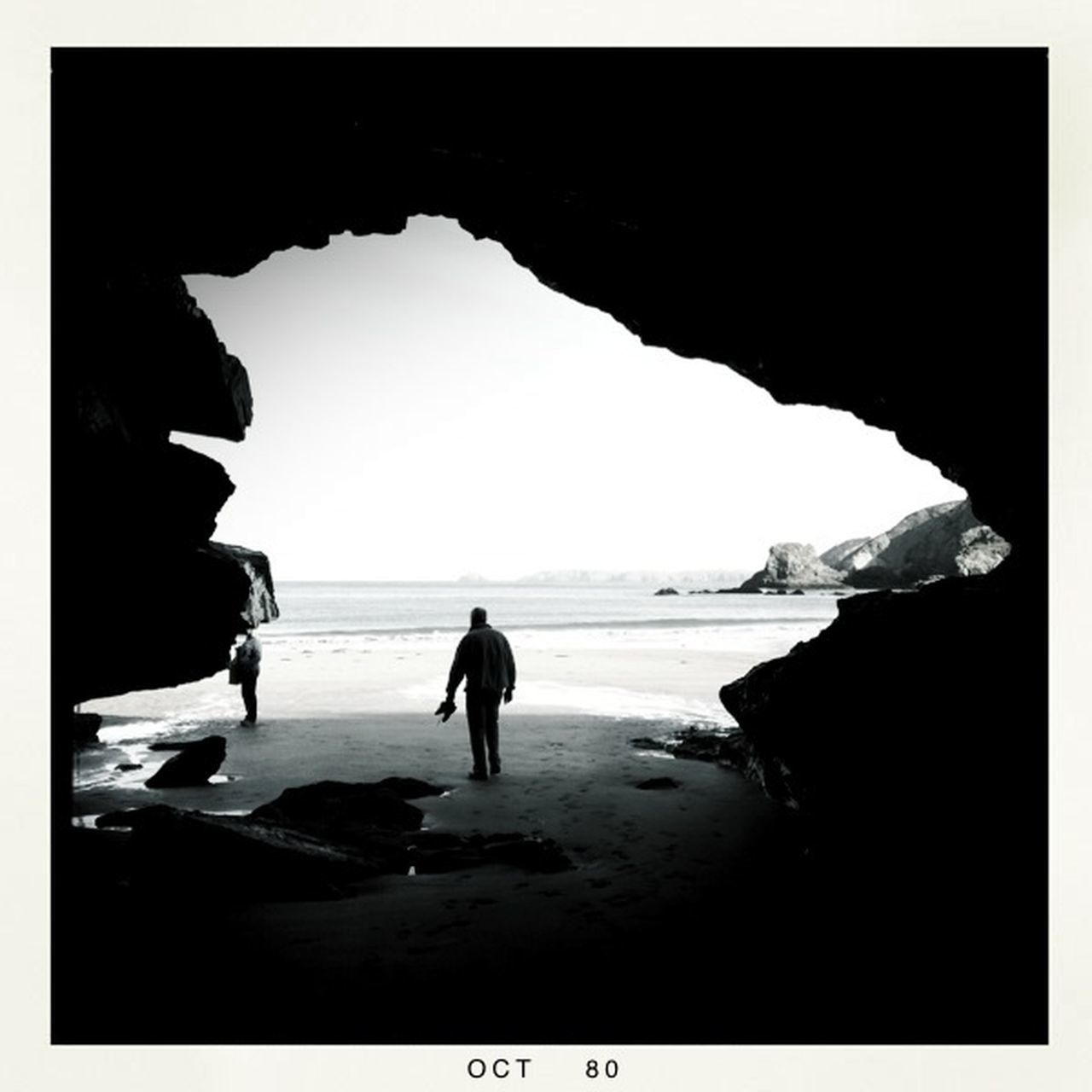 Saint Agnes Beach Cave