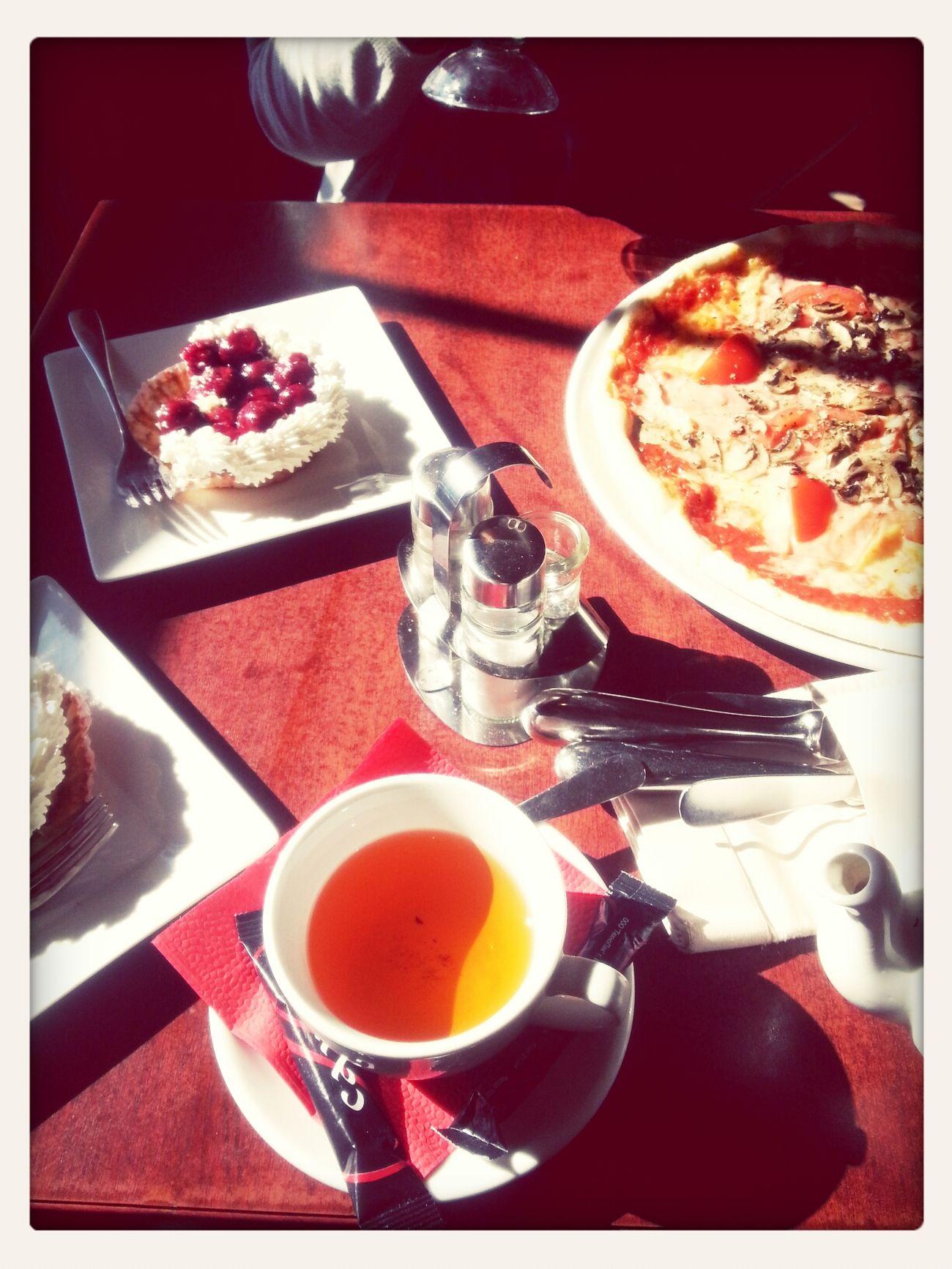 кажется, совсем недавно.. Tea Food Taking Photos Sunny