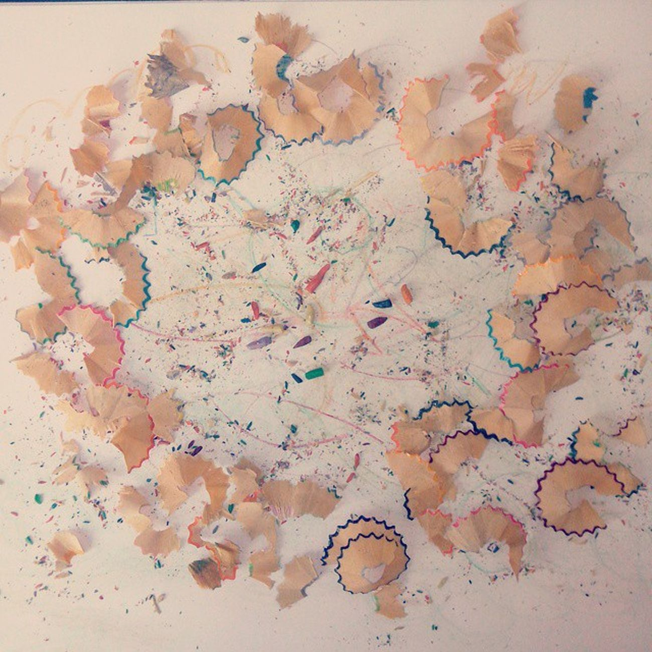 деструктив порыв наточилакарандаши зверски Drawing Creativ Pencils Crazy