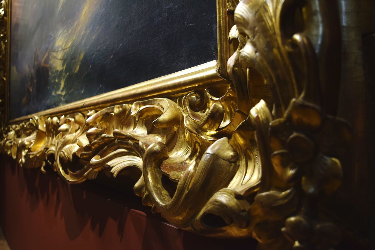 Айвазовский Gold Девятый вал живопись классика Classic Picture Textured  Aivazovsky Sea Beautiful Metal