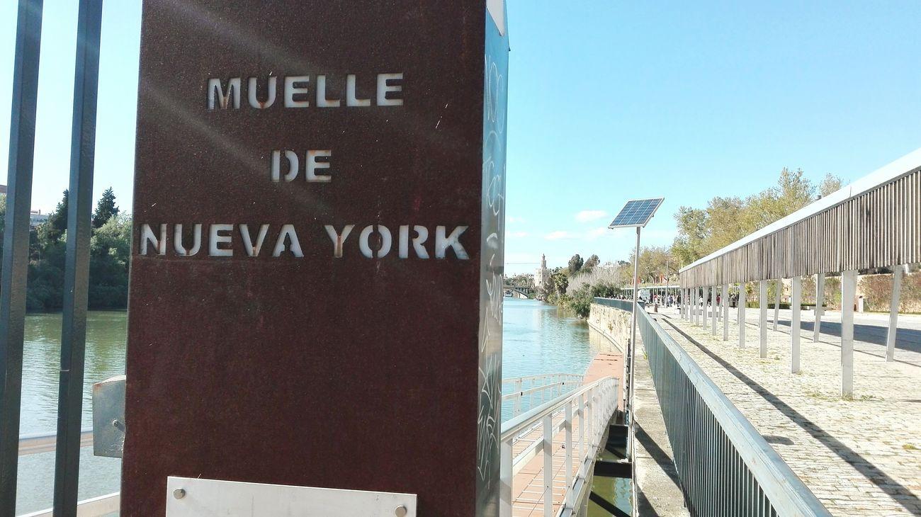 Si Es Sevilla Enjoying Life Hi! Mi Ciudad Unico My Town Nueva York España🇪🇸