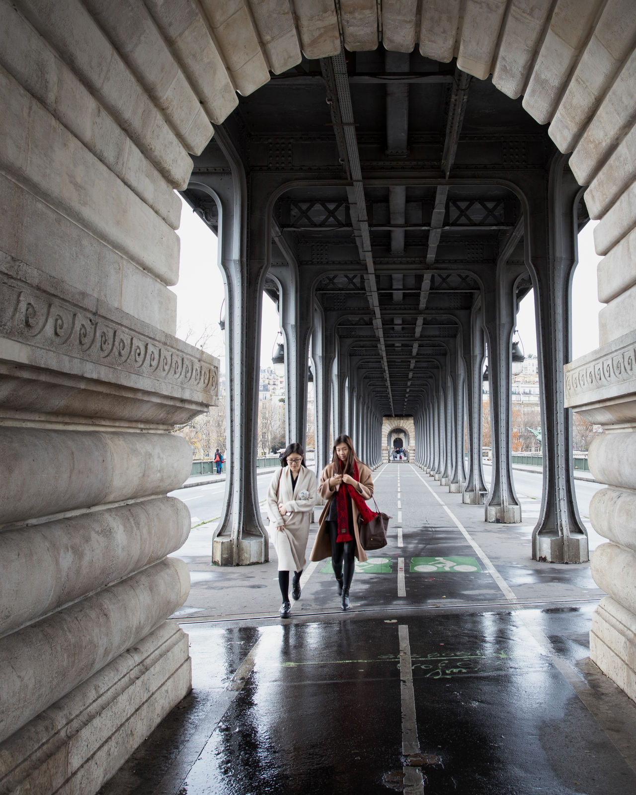 If you had 24 hours in Paris where would you go? Taking Photos Shootermag Architecture Open Edit Colour Paris France People Public Tunnel Bridge City Travel Explore Friends Eyeemphoto EyeEm Best Shots Street Streetphotography