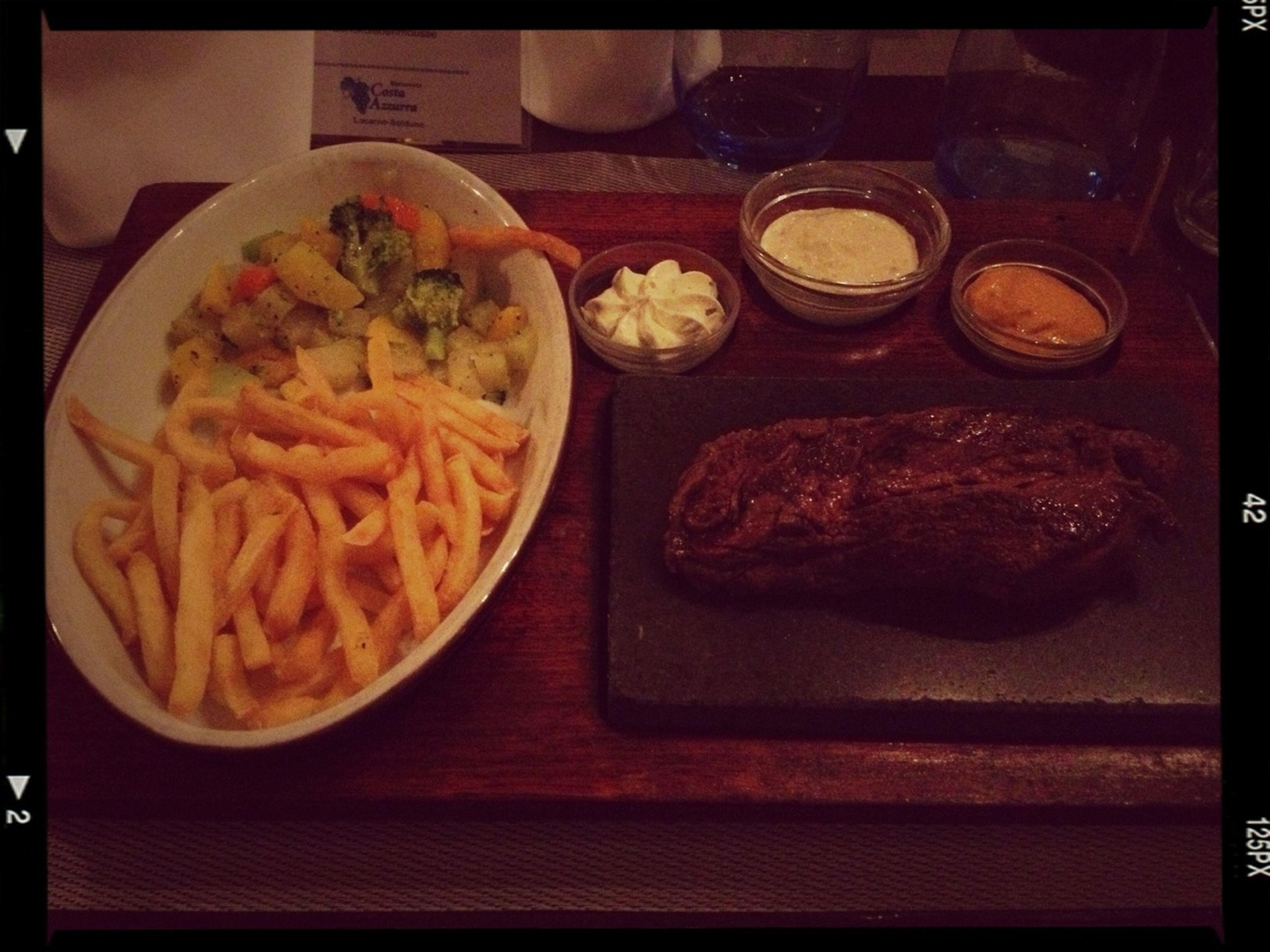 Eat A Steak