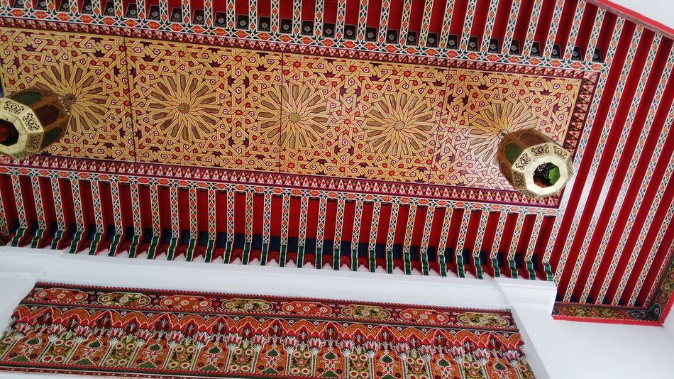 Techo mezquita Tanger  Mezquita Arabic Streetphotography Architecture Cultures