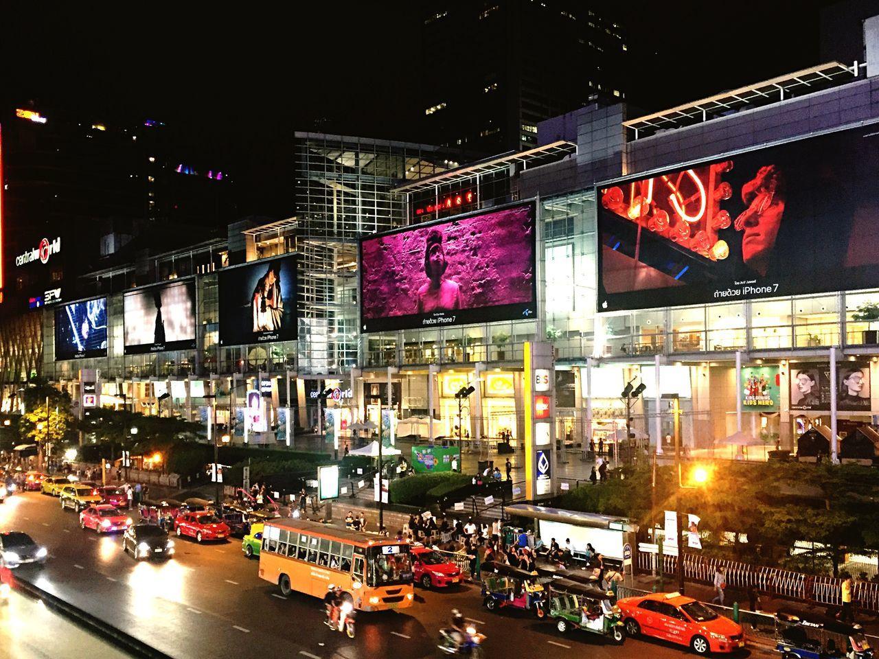 City Life Cityneversleeps City Lights AMPt