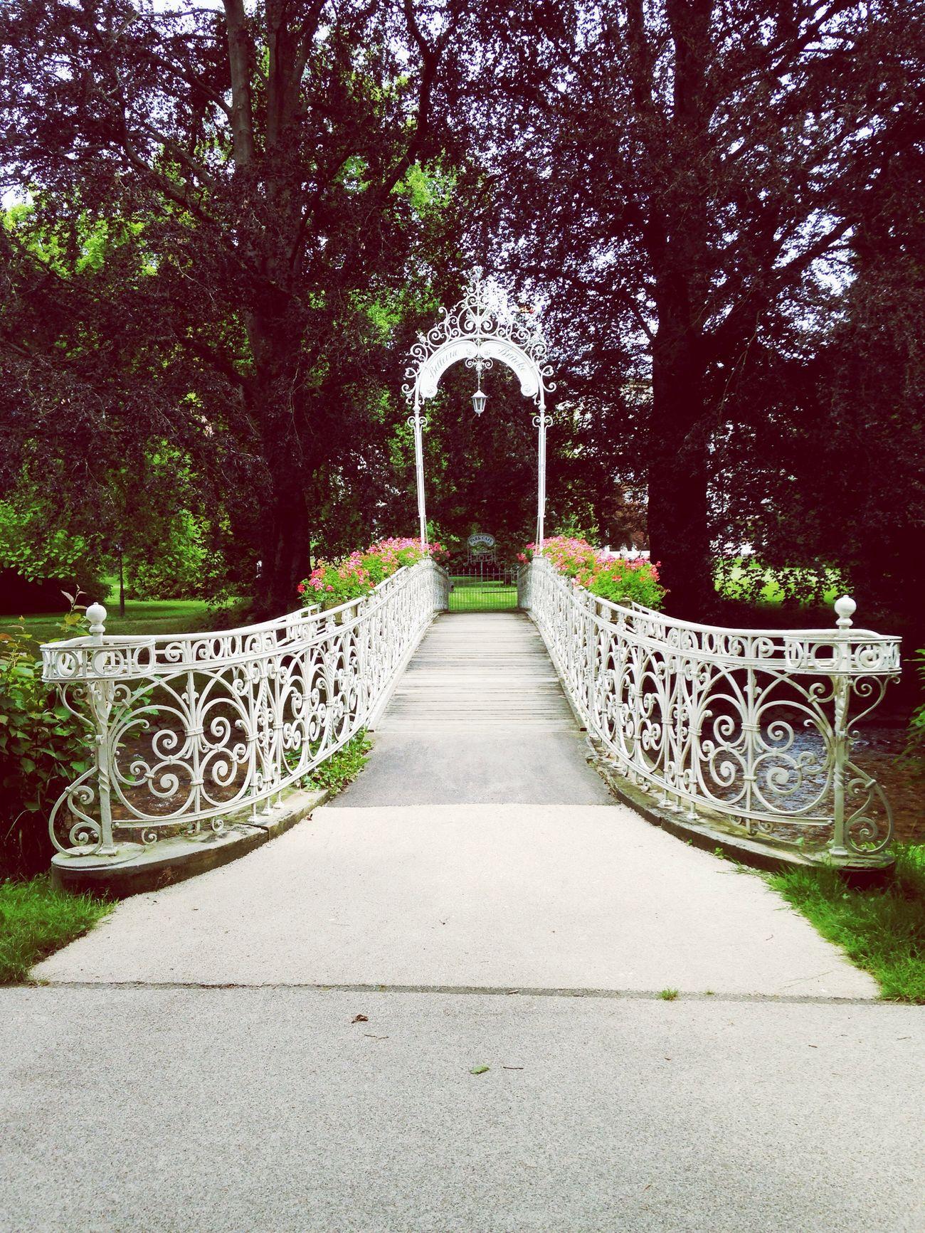 Entrance to mary poppins world Bridge Marypoppins