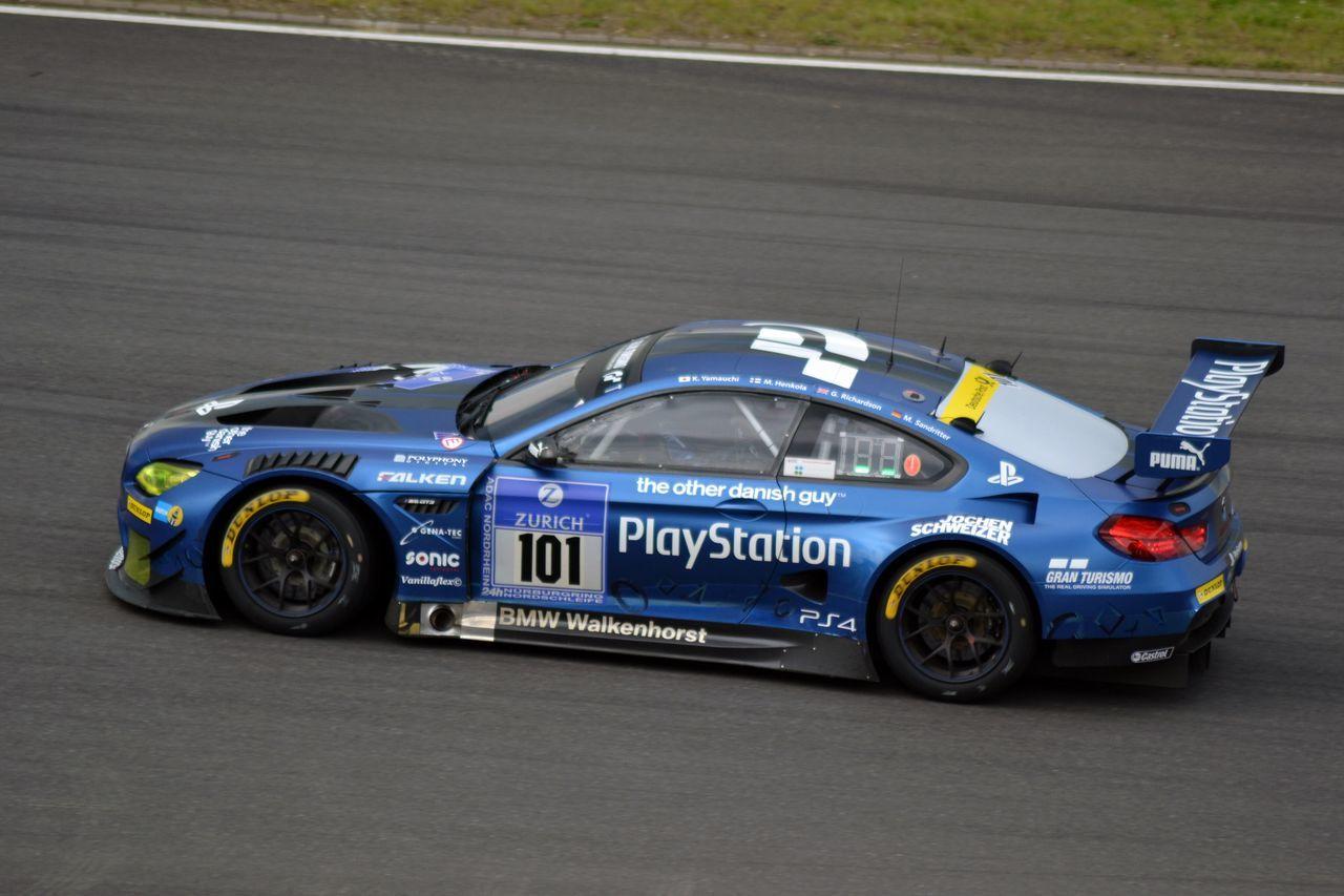 Bmw Car Motorsport Nurburgring Playstation Race Racecar