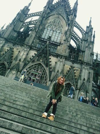 Ploynicejourney Hello World Nicetomeetyou Germany Cologne Dom Kerk⛪