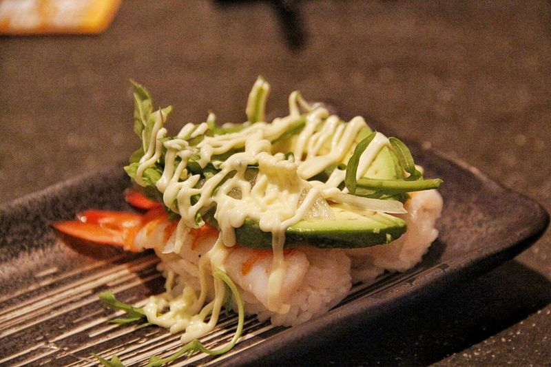 Sushi Seafood Ready-to-eat Visual Feast