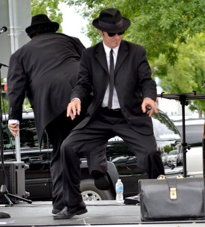 """the"""" Blues brothers"""" Streetphotography"""