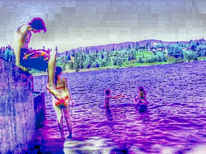 Relaxing Cheese! Hi! Taking Photos Hanging Out Check This Out Enjoying Life Jump In The Water  Hello World Grandmas House Idaho Summer Time  Priest River Fun Swimming Cooling Off Splash Jumping Water Swim With The Fishes People Together Capture The Moment Athleisure Home Is Where The Art Is Hidden Gems