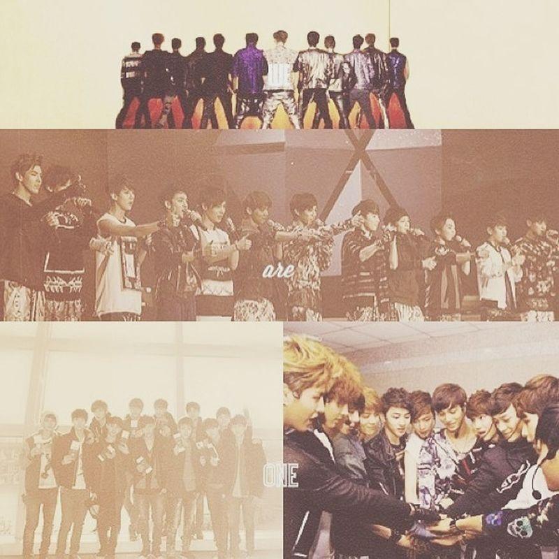 EXO Exo M Happy500dayswithexo Exo K