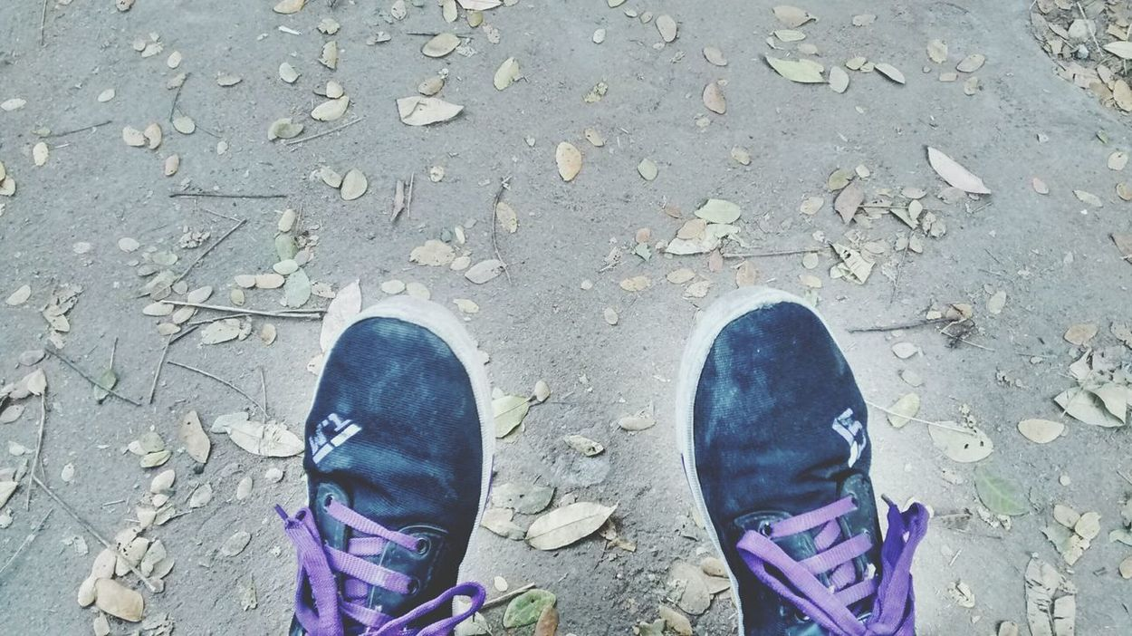 First Eyeem Photo Shoes ♥ Leaves