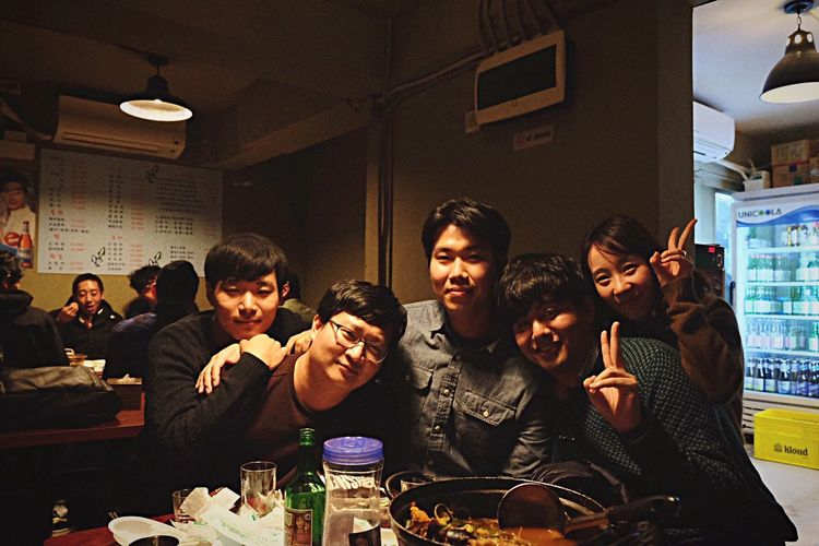 What Who Where Friendship Fun Party - Social Event Bar - Drink Establishment Eating Night Adult Women Men Happy Hour Lifestyles Adults Only Females Nightlife Young Women Young Adult People Togetherness Indoors  Alcohol Fujifilm_xseries Fujifilm Xe2s With My Freinds