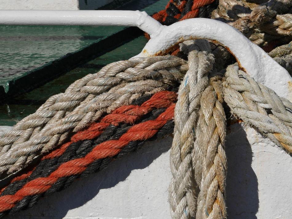 Ropes Roap Nautical Boat Marine Cornwall
