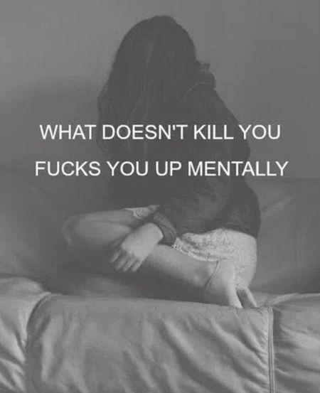 Felling Suicidal