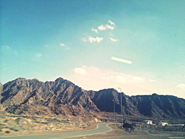 Through My Way Back To Dubai First Eyeem Photo