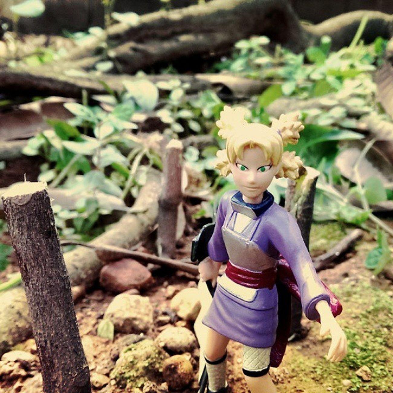 Temari Naruto Actionfigure Sunagakure