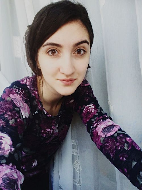 That's Me Portrait Selfie Colors