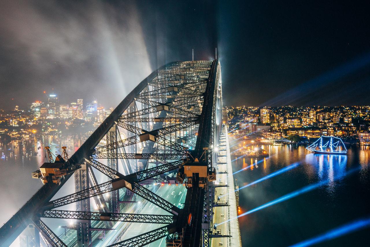 Beautiful stock photos of sydney, Architecture, Australia, Bridge, Building Exterior