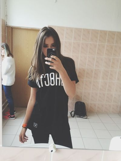Breaktime юность Class Daydreaming Hanging Out Studying At School Learning Wasting Time Waiting