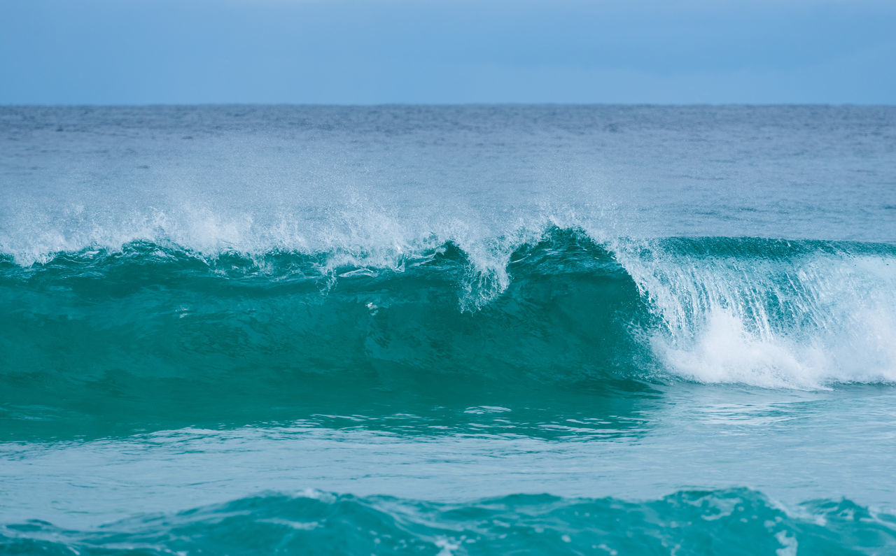Perfect Wave, Western Australia Australia & Travel Beauty In Nature Blue Horizon Over Water Margaret River Region Nature No People Outdoors Perfect Wave Power In Nature Scenics Sea Sky Water Waterfront Wave Wave Crashing Waves Waves, Ocean, Nature Western Australia