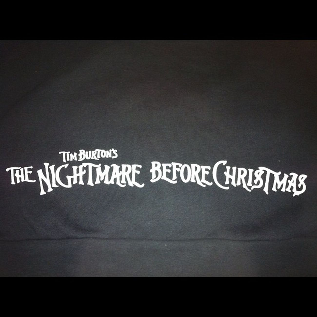 New hoodie TheNightmareBeforeChristmas