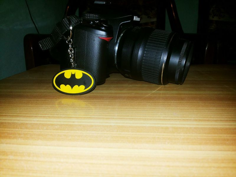What I Value Batman Nikon