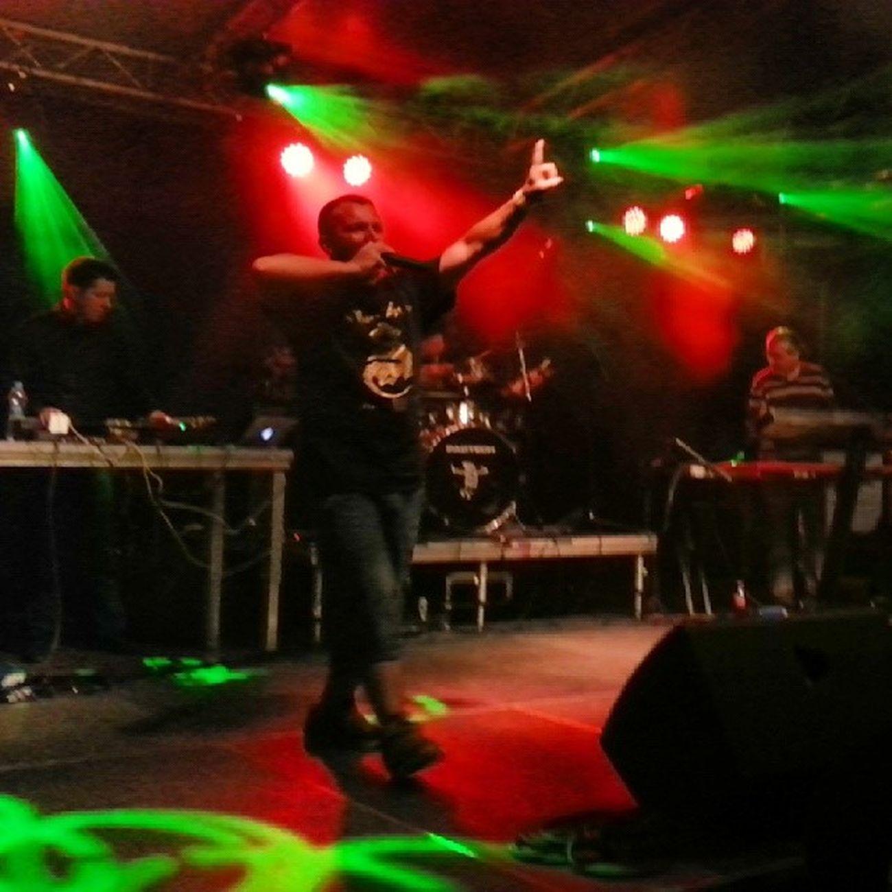 Subbassmonster Park Budapest Concert